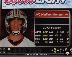 San Francisco Giants, S.F. Giants, photo, 2013, Star Wars, Madison Bumgarner