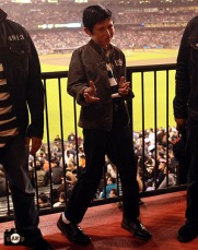 San Francisco Giants, S.F. Giants, photo, 2013, Elvis Night