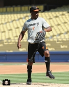 september, 2013, sf giants, photo, dodgers stadium