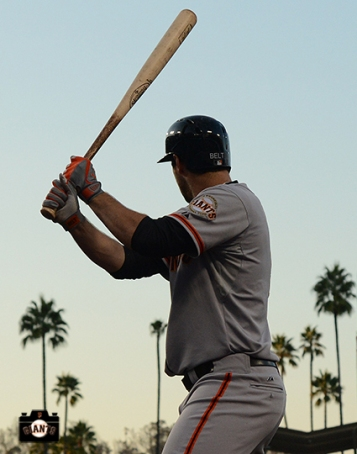september 14, 2013, sf giants, photo, score 19 runs, dodgers