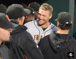 september 17, 2013, sf giants, photo, hunter pence