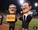 september 24, 2013, sf giants, photo AT&T Park, mike krukow duane kuiper