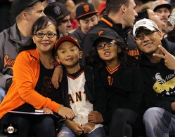 San Francisco Giants, S.F. Giants, photo, 2013, Fans