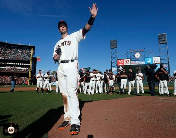 San Francisco Giants, S.F. Giants, photo, 2013, Buster Posey