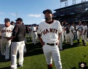 San Francisco Giants, S.F. Giants, photo, 2013, Sergio Romo