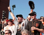 San Francisco Giants, S.F. Giants, photos, 2013, Fans