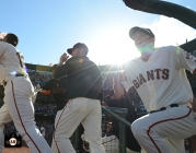 San Francisco Giants, S.F. Giants, photo, 2013, Brett Pill