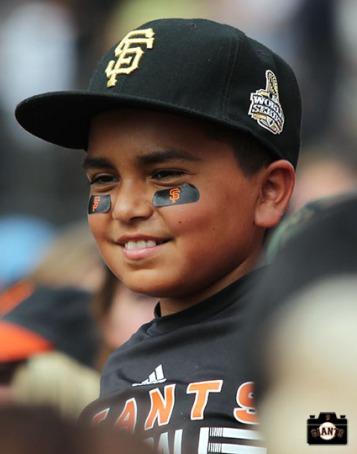 San Francisco Giants, S.F. Giants, photo, 2013, Fans,