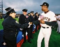 shawon dunston, sf giants, photo, remembering 9/11