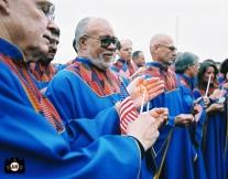 glide memorial, sf giants, photo, remembering 9/11