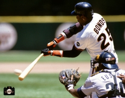 barry bonds, sf giants, photo