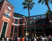 San Francisco Giants, S.F. Giants, photo, 2013, AT&T Park