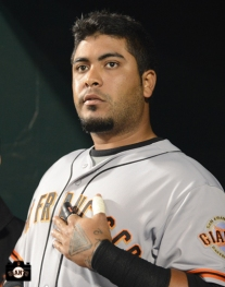 sf giants, venezuelan players, photo, ny giants, 2013