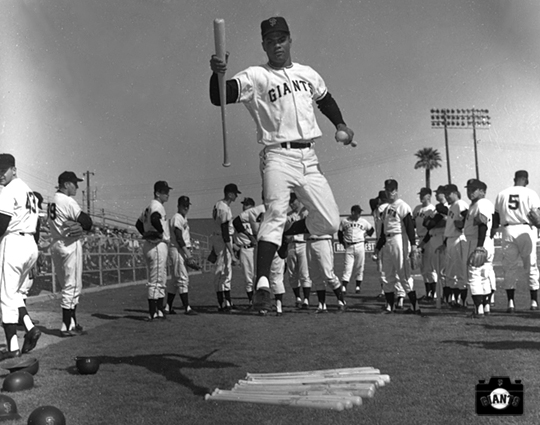felipe alou, sf giants, photo, 1958