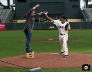 San Francisco Giants, S.F. Giants, photo, 2014, Sergio Romo