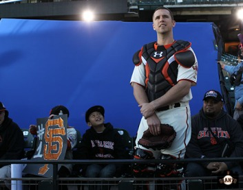San Francisco Giants, S.F. Giants, photo, 2014, Buster Posey