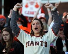 San Francisco Giants, S.F. Giants, photo, 2014, Fans