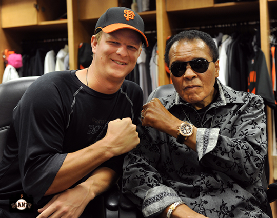 spring training, sf giants, photo, boxing