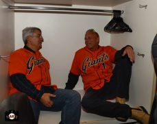 Dave Dravecky & Tim Flannery