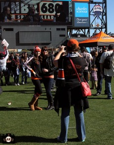 Fan Fest on Saturday, February 1, 2014.