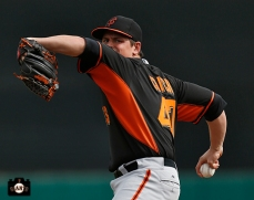 2014 sf giants, spring training, intersquad game, scottsdale