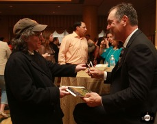 San Francisco Giants, S.F. Giants, photo, 2013, Giants Community Fund, Play Ball Lunch, Bruce Bochy