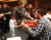 San Francisco Giants, S.F. Giants, photo, 2013, Giants Community Fund, Play Ball Lunch, Madison Bumgarner