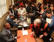 San Francisco Giants, S.F. Giants, photo, 2013, Giants Community Fund, Play Ball Lunch, Santiago Casilla