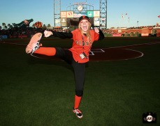 San Francisco Giants, S.F. Giants, photo, 2014, Orange and Black Attack