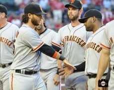 2014 sf giants, march 31, opening day, photo, sf giants,
