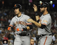 Buster Posey & Brandon Belt