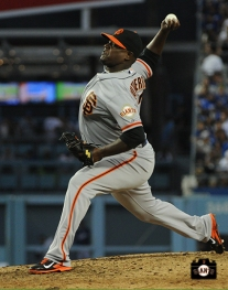 april 5, 2014, sf giants, photo, los angeles, dodger stadium