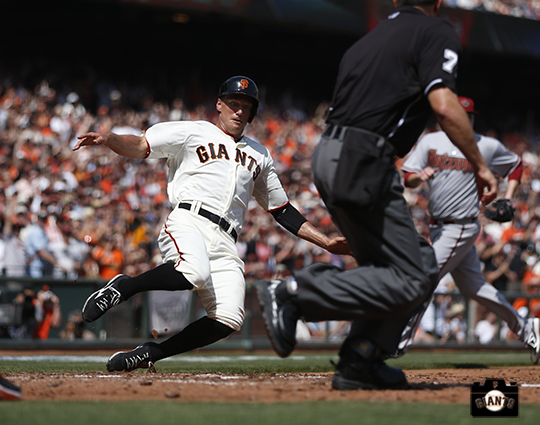 San Francisco Giants, S.F. Giants, photo, 2014, Opening Day