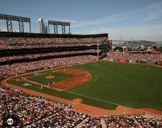 Beautiful day for baseball