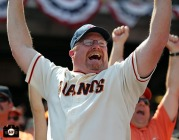 San Francisco Giants, S.F. Giants, photo, 2014, Opening Day, Fans