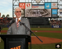 San Francisco Giants, S.F. Giants, photo, 2014, Mike Krukow