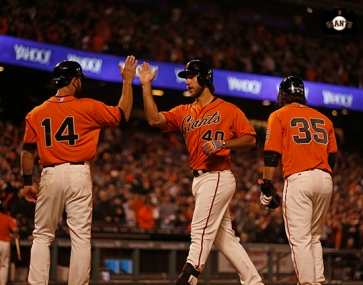 grand slam, april 11, 2014, sf giants, photo