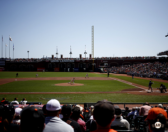 San Francisco Giants, S.F. Giants, photo, 2014, AT&T Park