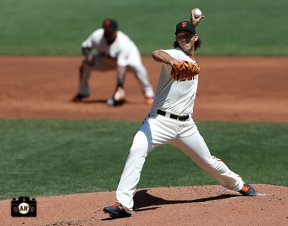 San Francisco Giants, S.F. Giants, photo, 2014, Madison Bumgarner