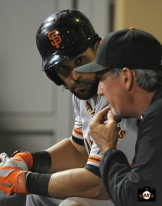 Angel Pagan & Ron Wotus