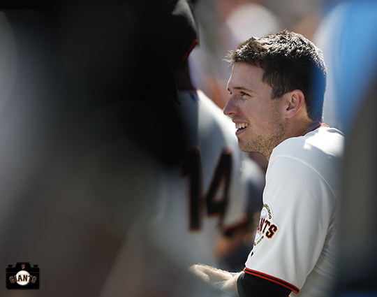 San Francisco Giants, S.F. Giants, photo 2014, Buster Posey