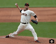 San Francisco Giants, S.F. Giants, photo, 2014, Ryan Vogelsong