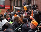 San Francisco Giants, S.F. Giants, photo, 2014, Little League Day, Jeremy Affledt