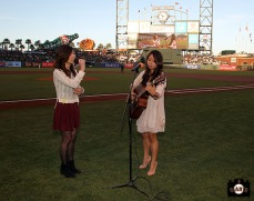 San Francisco Giants, S.F. Giants, photo, 2014, Korean Heritage Night