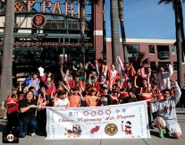 San Francisco Giants, S.F. Giants, photo, 2014, Chinese Heritage Night