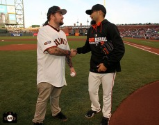 Giants Sports and Anitque Show featuring Chumlee from Pawn Stars