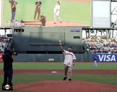 San Francisco Giants, S.F. Ginats, photo, 2014, Chumlee