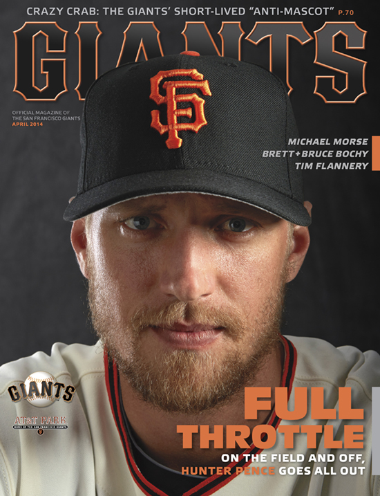 2014 Giants Magazine 1 - April