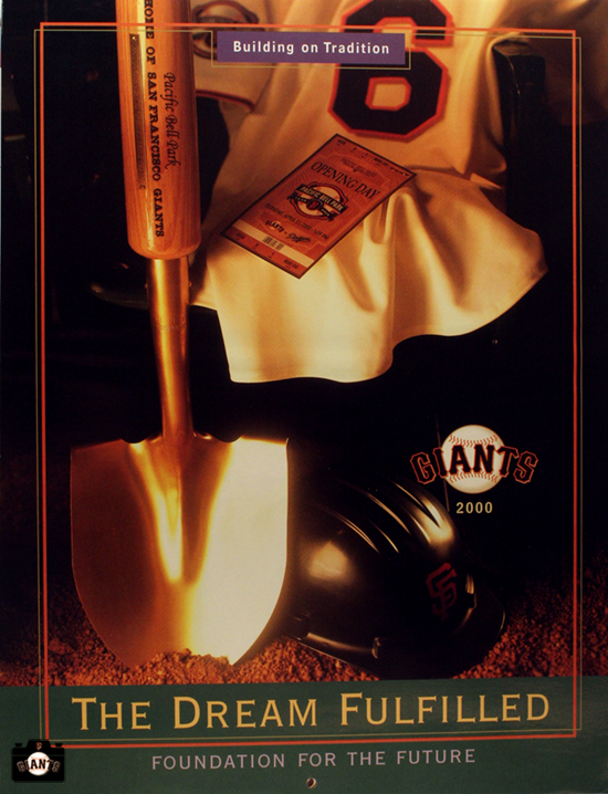 2000 calendar, sf giants, photo