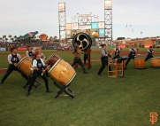 San Francisco Giants, S.F. Giants, photo, 2014, Japanese Heritage Night,